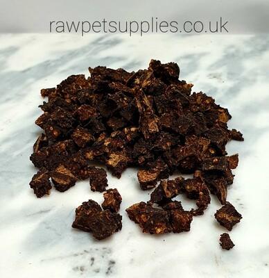 Venison Meat Bites (80g) *NEW SMALLER PIECES*