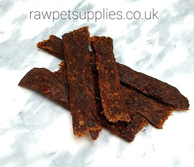 Venison Meat Strips (Pack of 5)