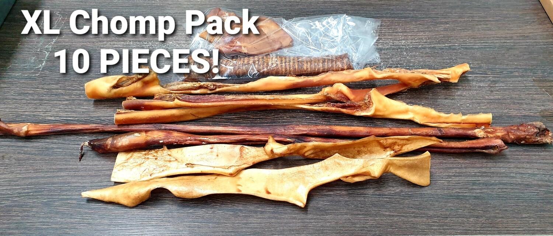 RPS MEGA Munch XL Chomp Pack! 100% Meat!!