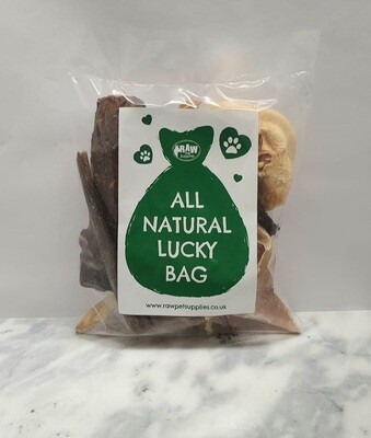 RPS Natural Treats Lucky Bag