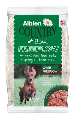 Albion Country Bowl Freeflow Lamb (2kg)