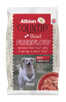 Albion Country Bowl Freeflow Beef (2kg)
