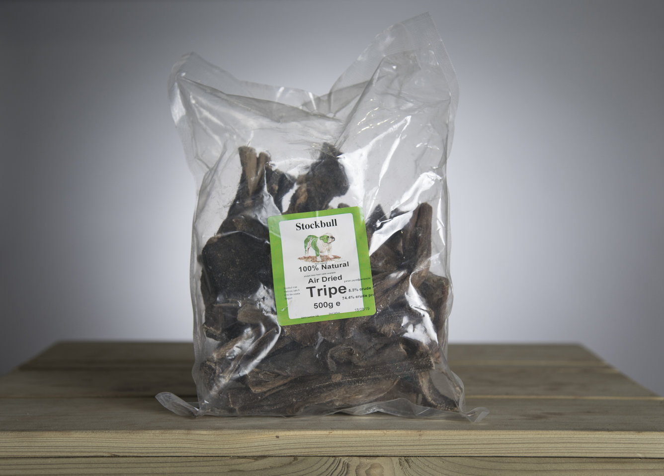 BEEF Tripe Sticks (500g) *LARGE PACK*