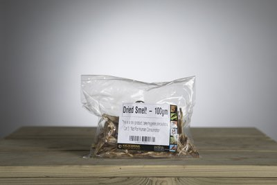 Dried Smelt (100g)