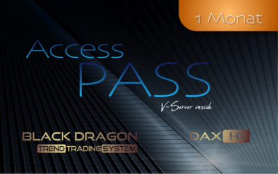 Access Pass 1 Monat Black Dragon Trend