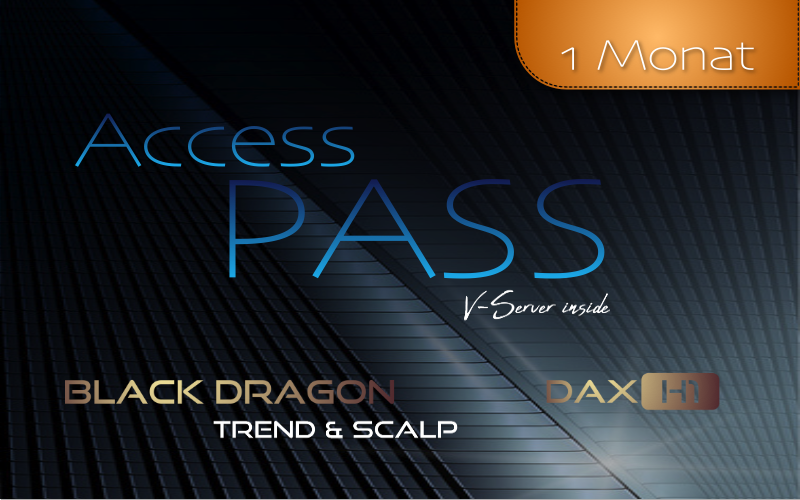 Access Pass 1 Monat Black Dragon Scalp