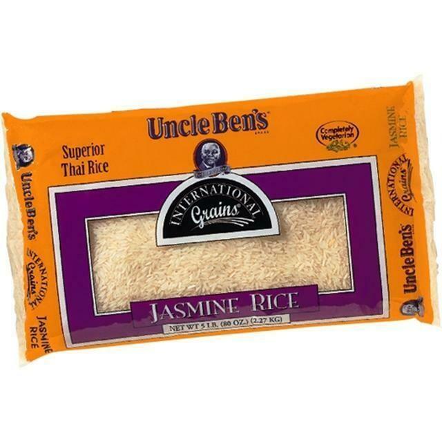 Rice Jasmine (5 lb)