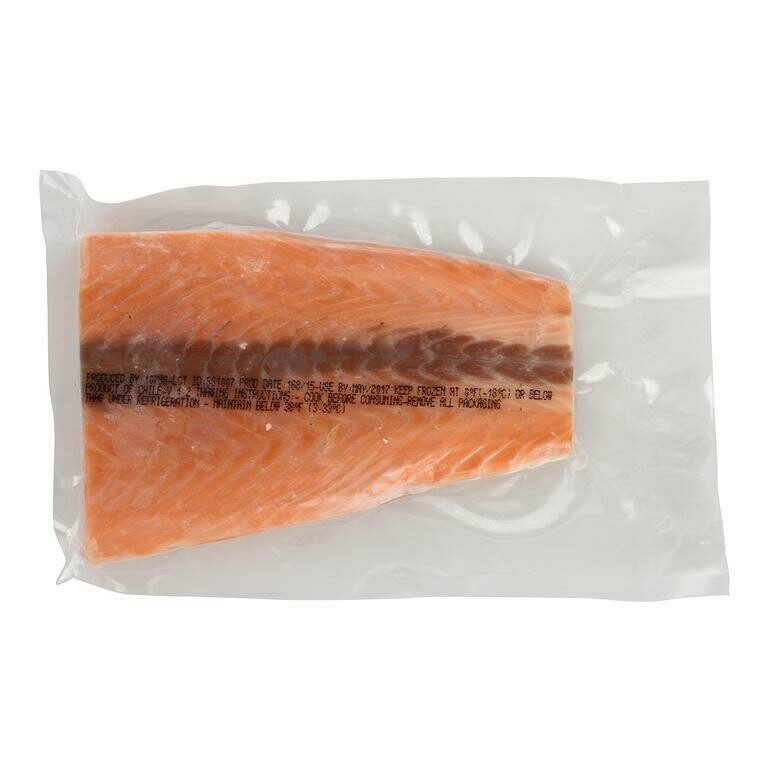 Salmon Atlantic Portioned Skinless 8 oz