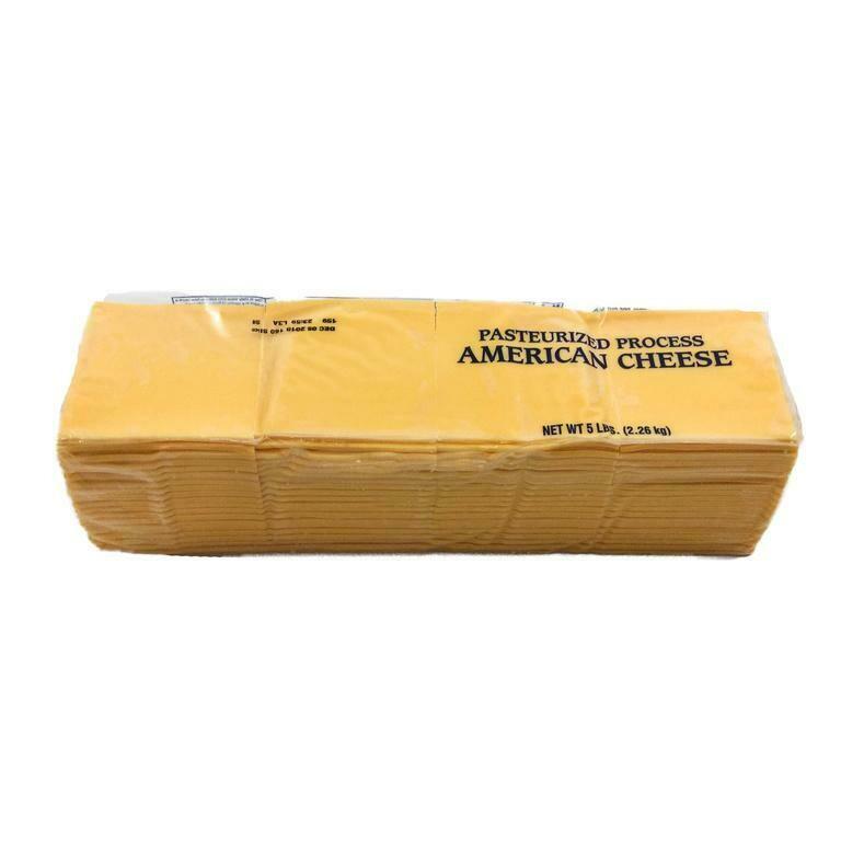 American Cheese Slice (5 lb)