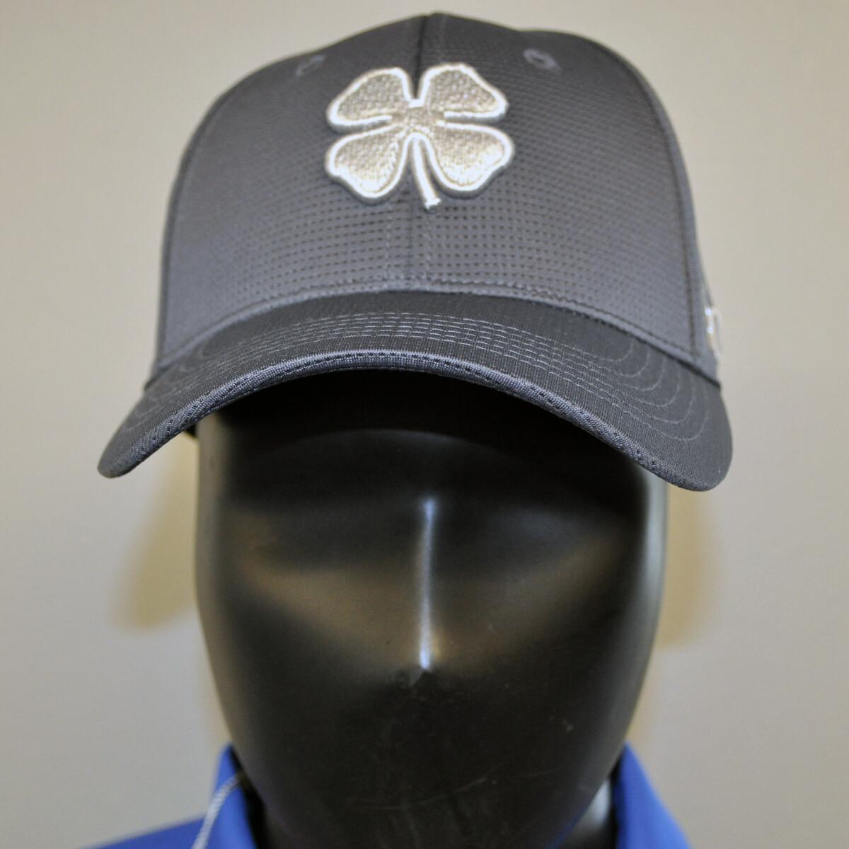 Men's Golf Hat - Live Lucky hat - Gray/Light Gray