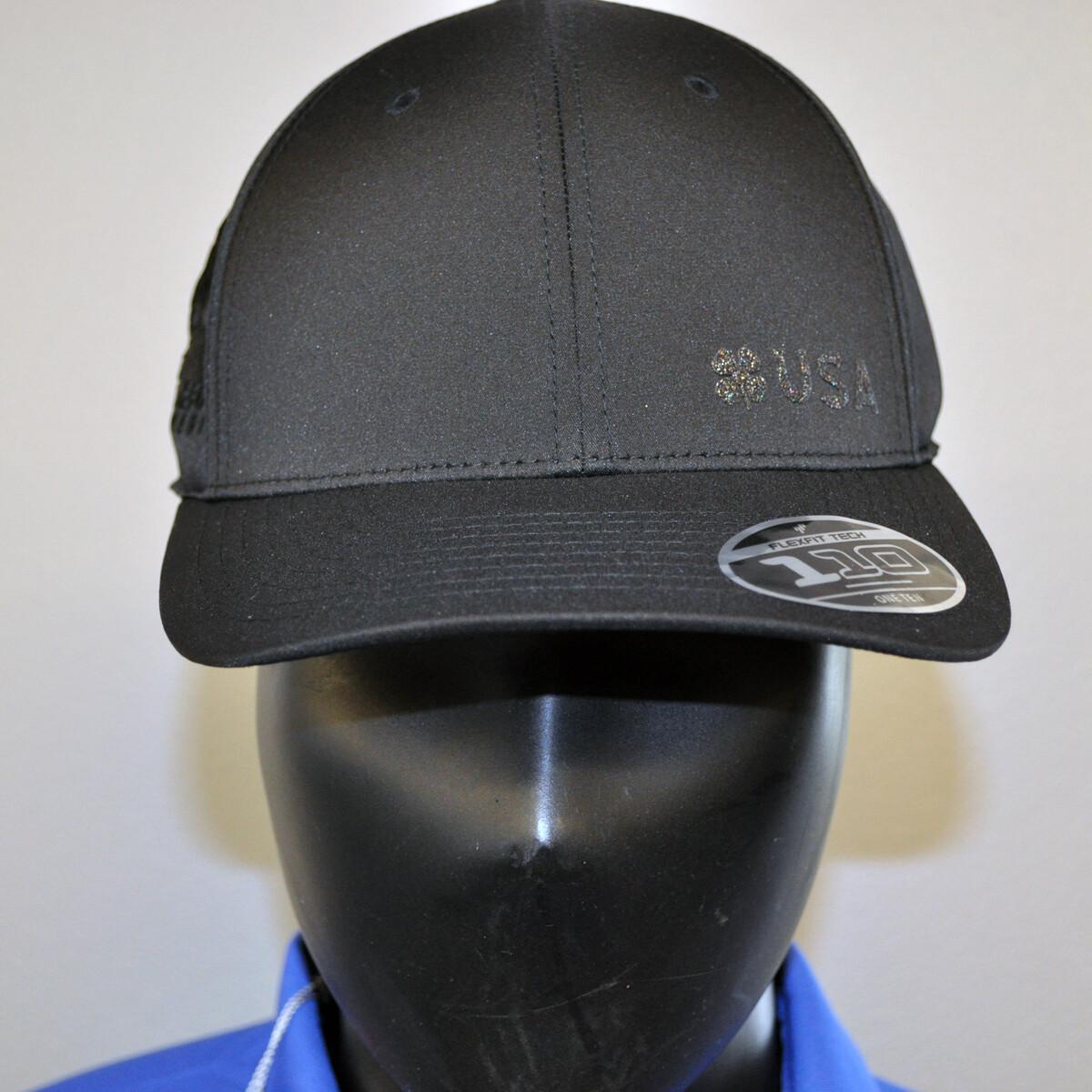 Women's Golf Hat - Black Clover Ladies - OSFA Black