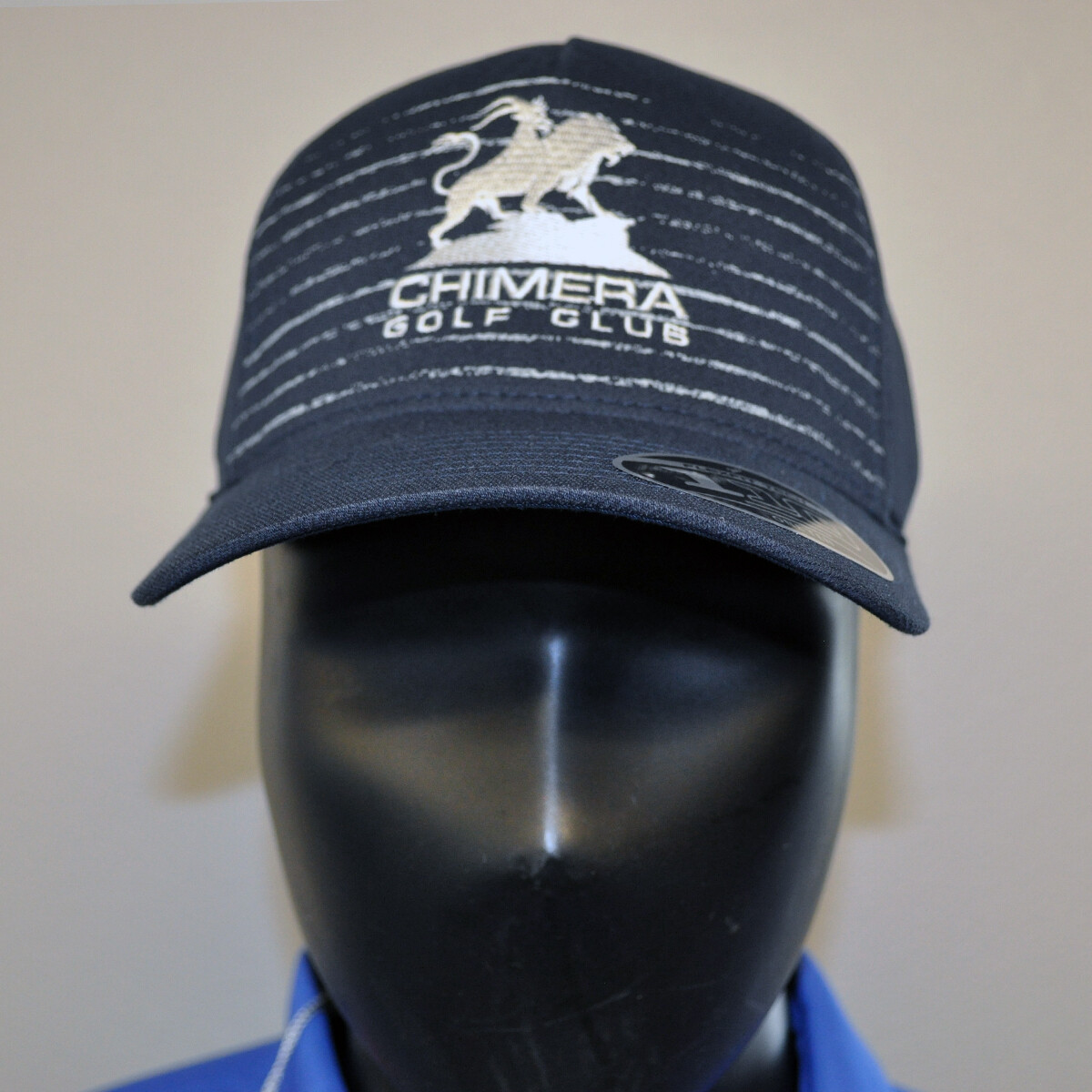 Men's Golf Hat - Travis Mathew - OSFA Navy/Gray Patterns