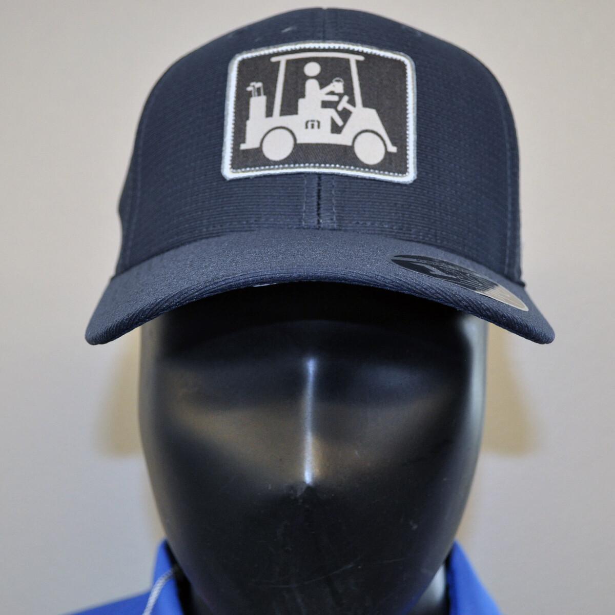 "Men's Golf Hat - Travis Mathew ""Mapes"" - OSFA Navy/Gray"
