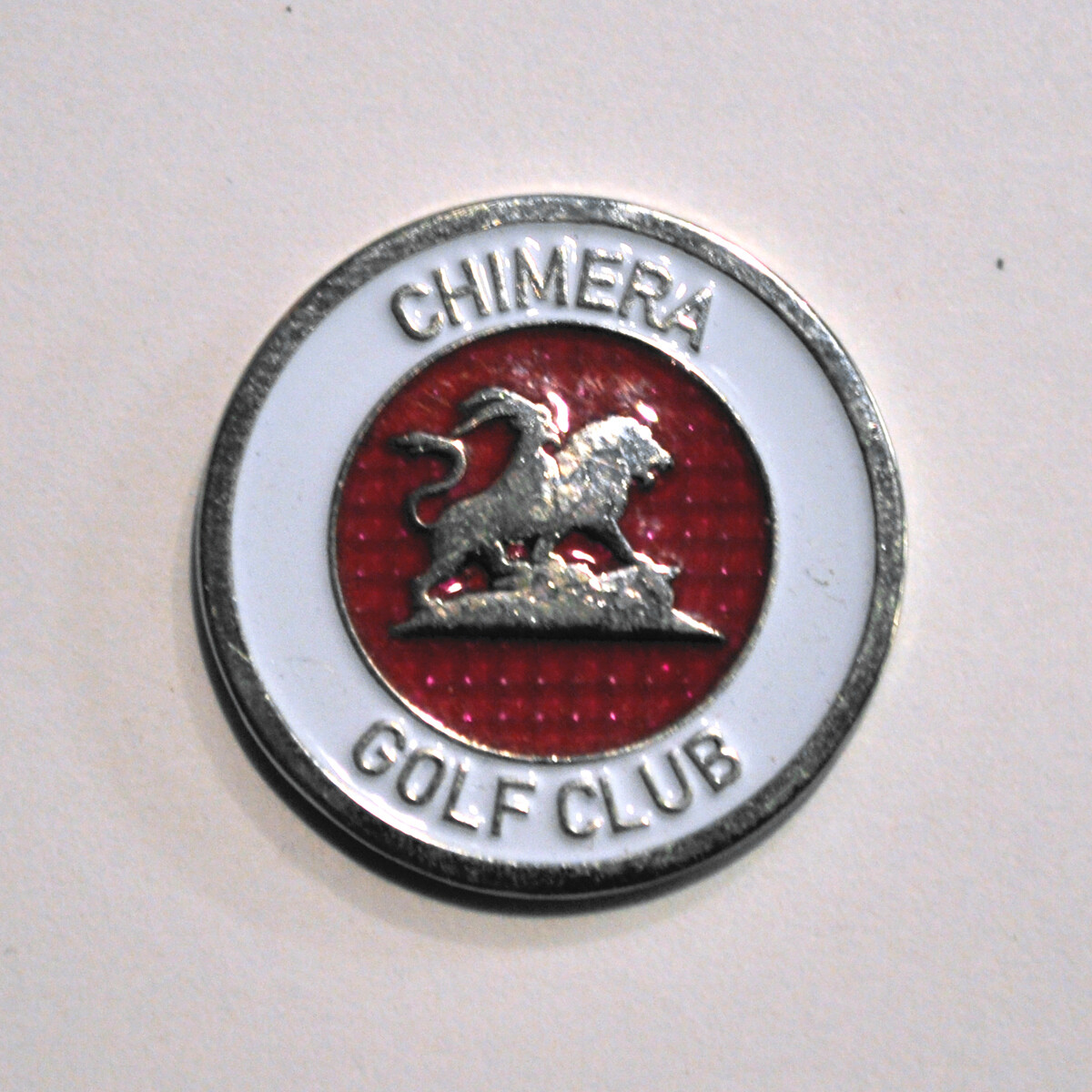 Gel Ball Marker - Red