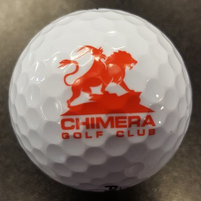 Chimera Golf Ball