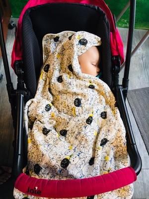 六重紗蓋毯-訂製 需另下單花色
