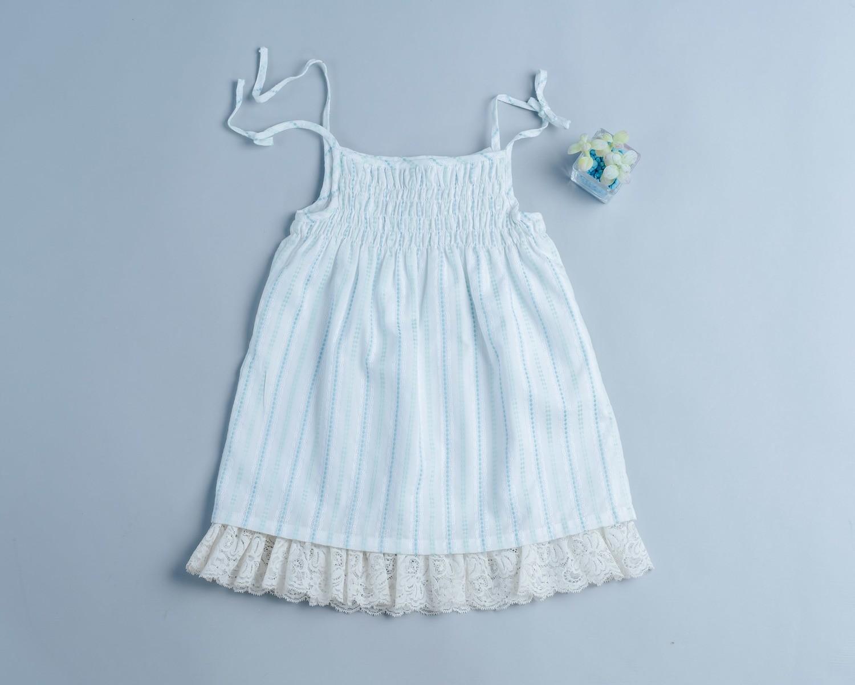魚尾吊帶裙-訂製 幾何26