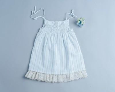 魚尾吊帶裙-訂製
