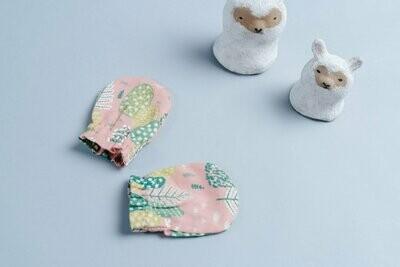 二重紗小手套-訂製 需挑花色下單