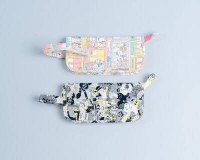手提筆袋-