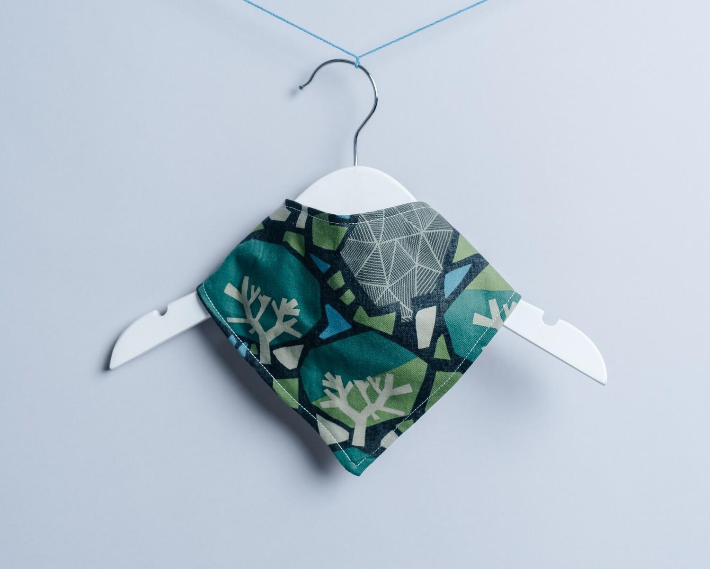 六層紗三角領巾-訂製 需另外下單花色