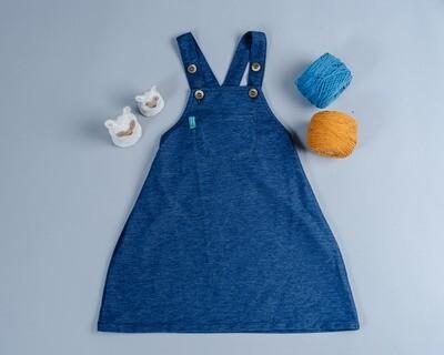 包屁鬆緊吊帶改裙-訂製 輕薄22