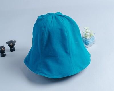 雙面漁夫帽-訂製 棉麻30