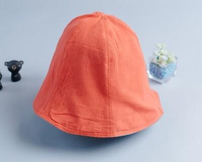 雙面漁夫帽-訂製 棉麻29