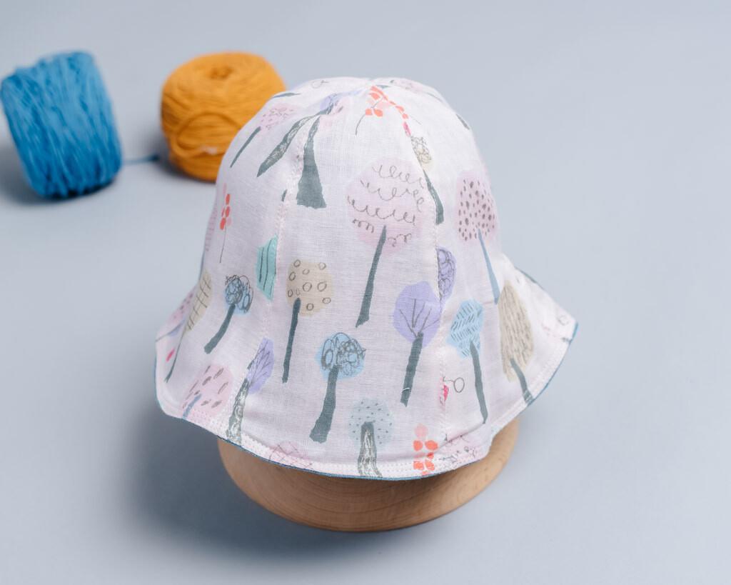 """雙面漁夫帽-""""現貨""""  45-47cm 自然2-紗"""