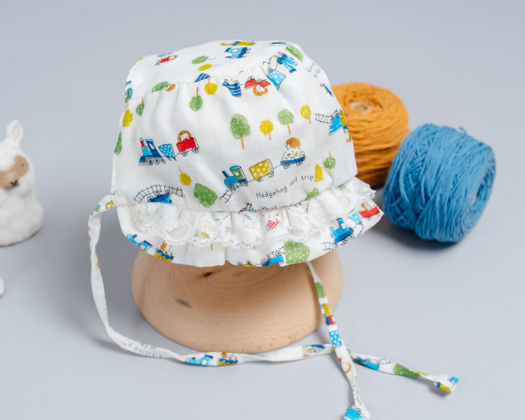 "荷蘭淑女帽-""現貨"" 0-3y"