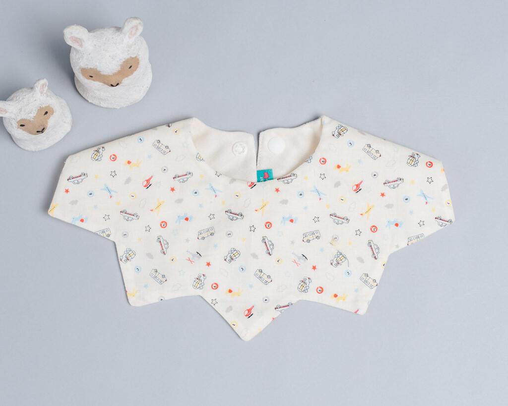 """星星口水巾-""""現貨"""" 六層紗 嬰兒 圍 兜 推薦"""