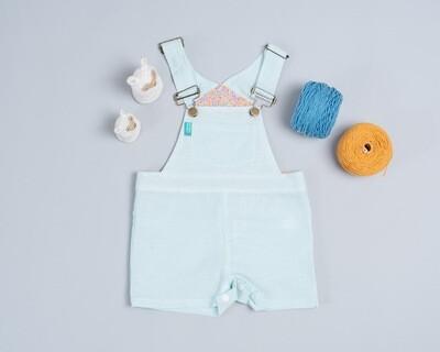 包屁吊帶短褲-訂製 棉麻19vs自然5