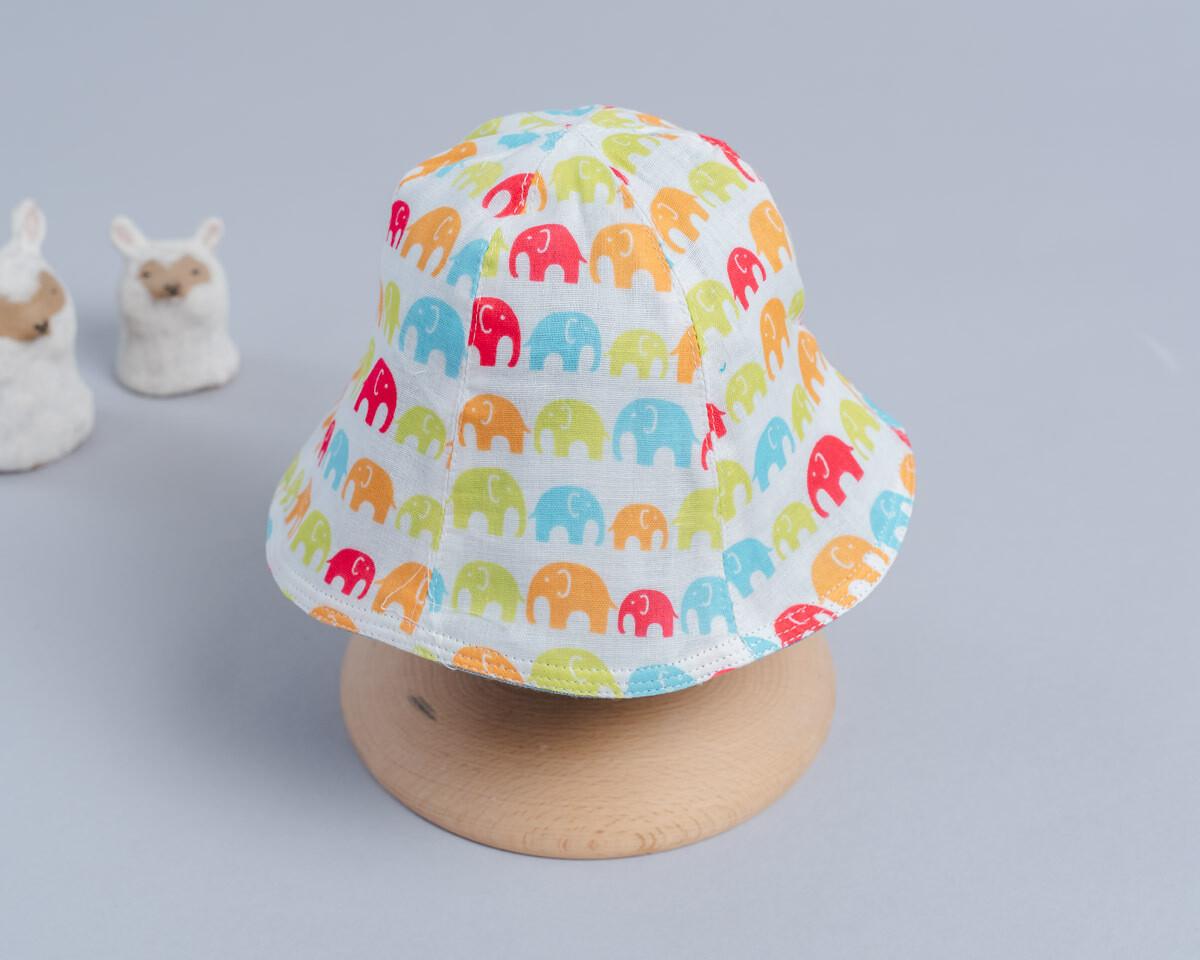 雙面漁夫帽-訂製 動物20-紗