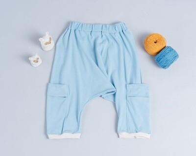 針織飛鼠褲-訂製 輕薄8