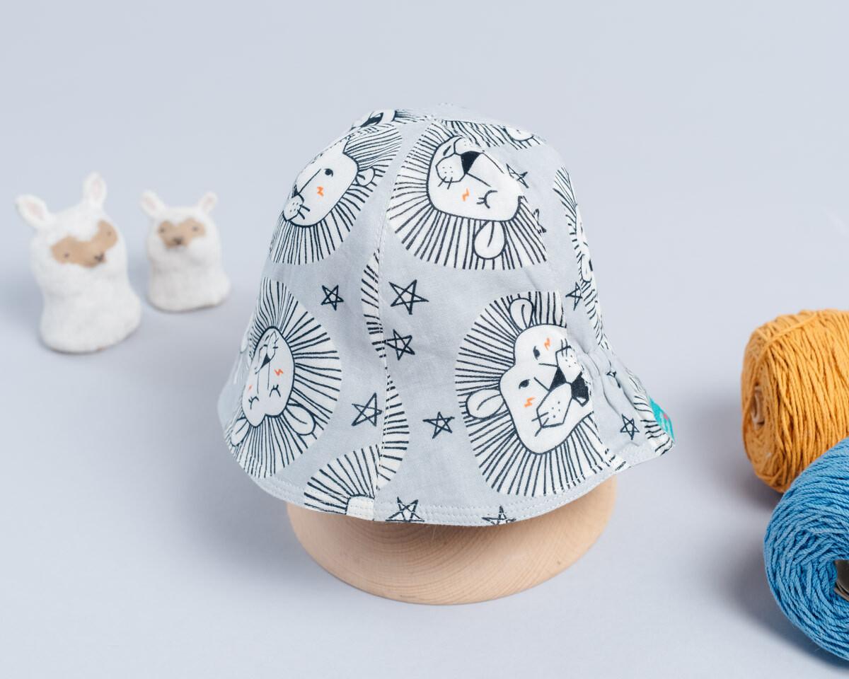 """雙面漁夫帽-""""現貨""""(45-47) 動物21-紗"""