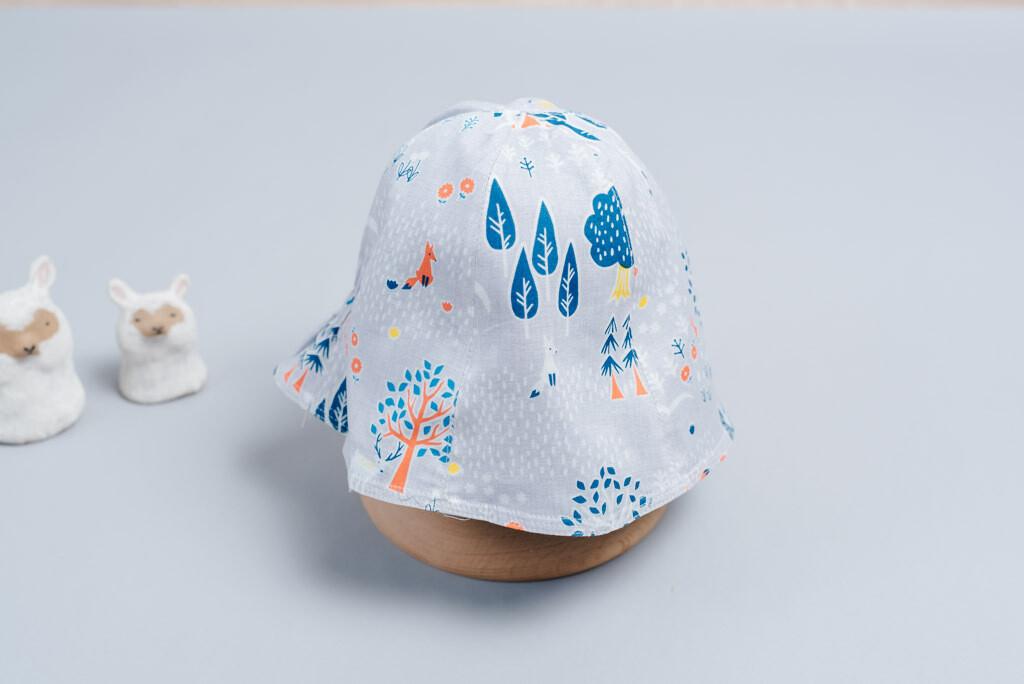 """雙面漁夫帽-""""現貨"""" 45-47cm 自然6"""