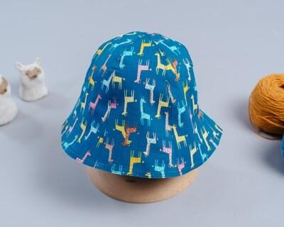 雙面漁夫帽-訂製 動物9