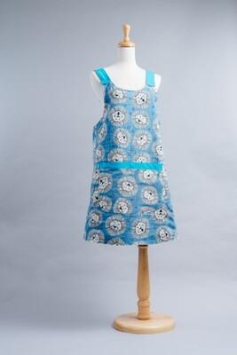 防潑水雙面圍裙-動物1