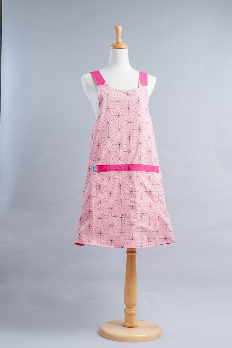 """防潑水雙面圍裙-""""訂製""""和風7"""