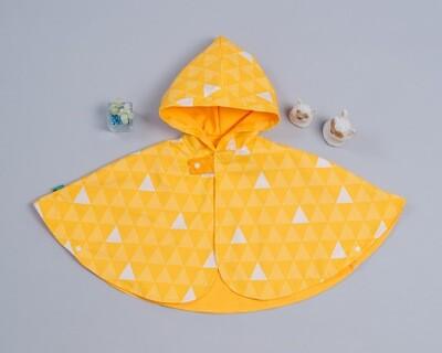 雙面雨衣斗篷-訂製 和風10