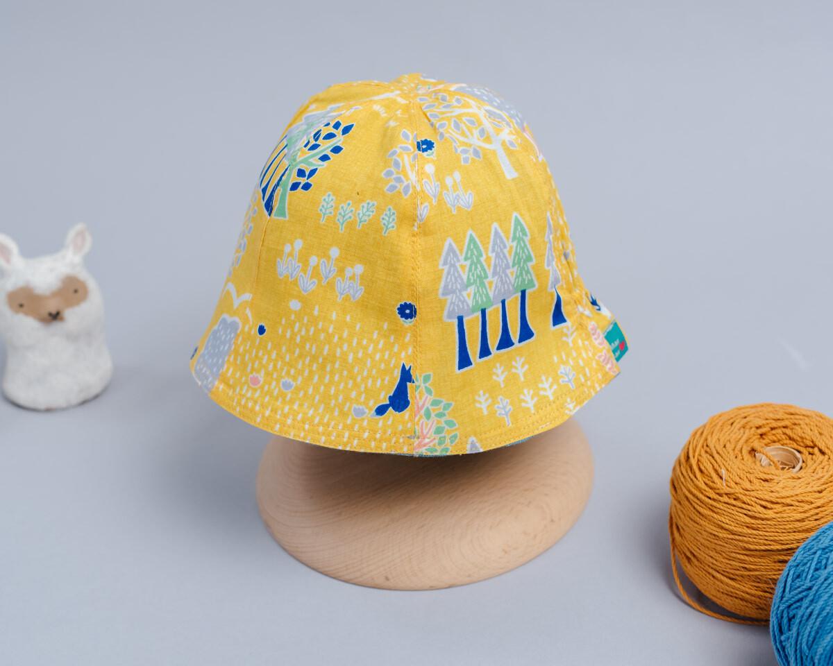 """雙面漁夫帽-""""現貨"""" 45-47cm 自然4"""
