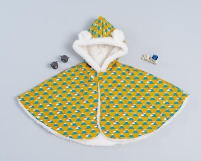 毛料斗篷-訂製 和風4vs雪花毛(耳朵需另外下單)