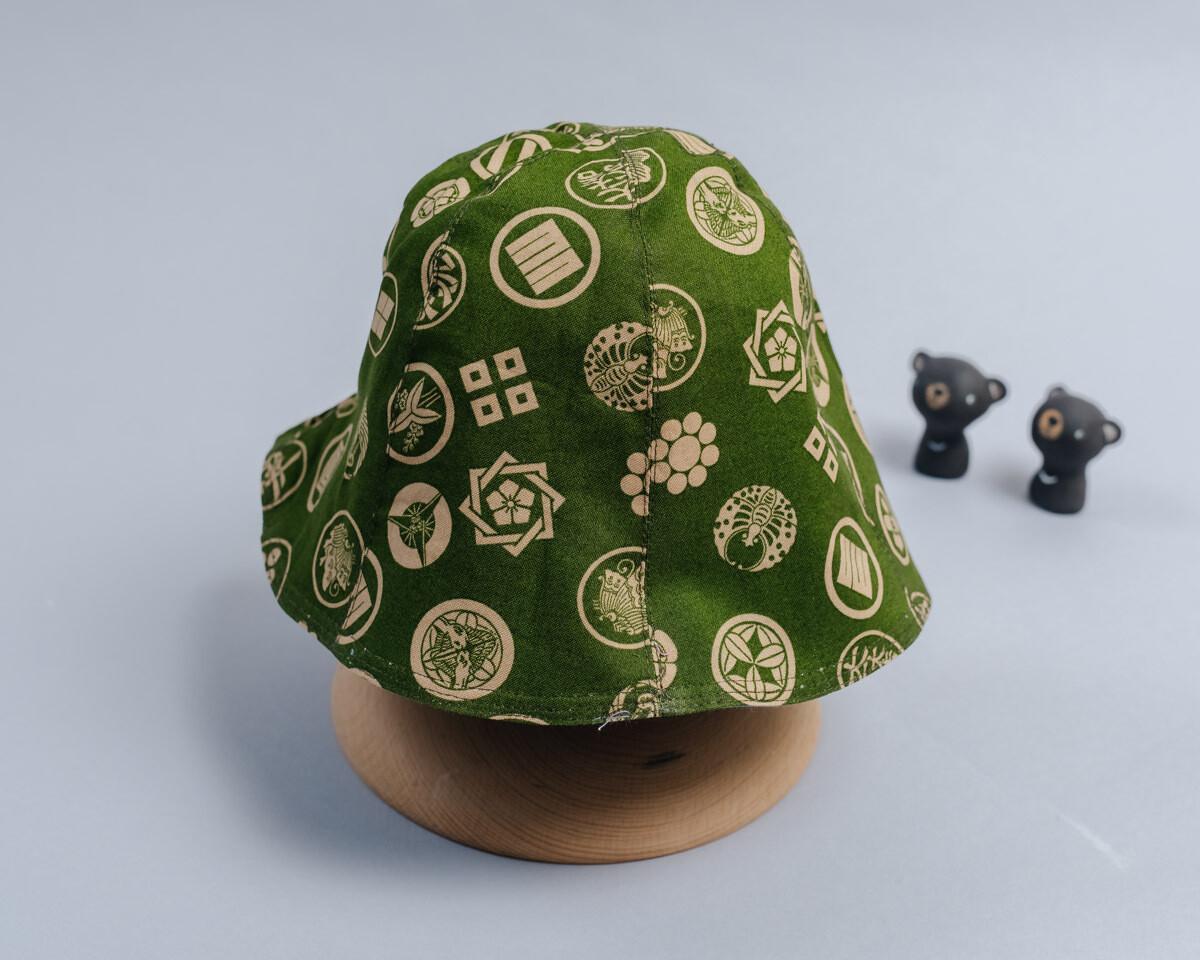 雙面漁夫帽-訂製 和風12