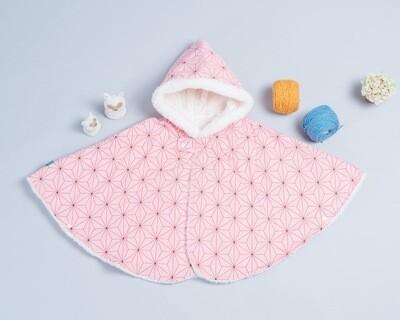 毛料斗篷-訂製 和風7vs雪花毛