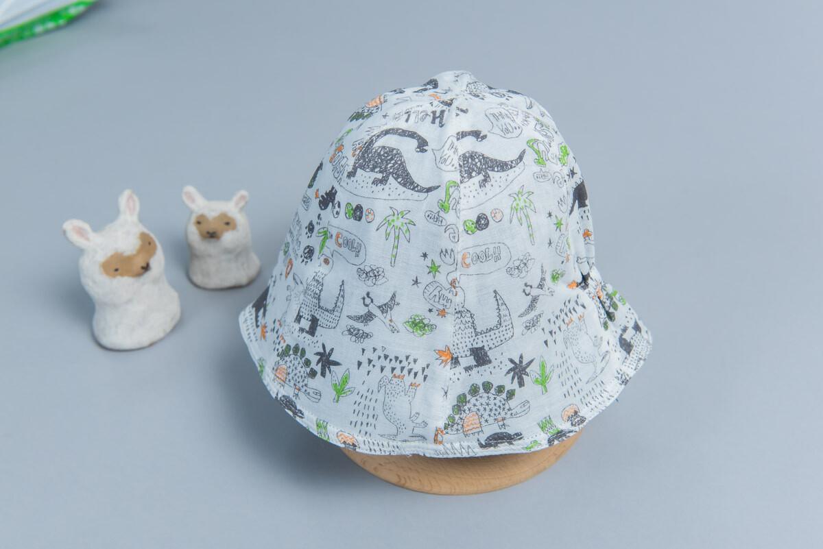 """雙面漁夫帽-""""現貨"""" 49-51cm 自然5-紗"""