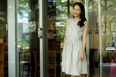 綁帶連身洋裝(無袖)-日本布