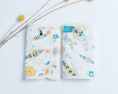 POGNAE ORGA揹巾口水巾-訂製