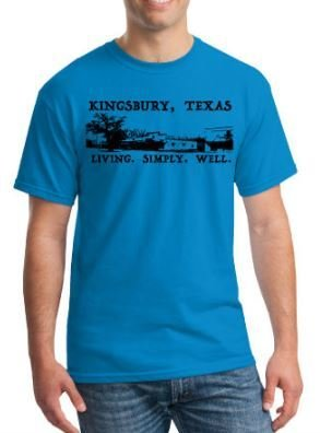 Downtown Kingsbury T-Shirt