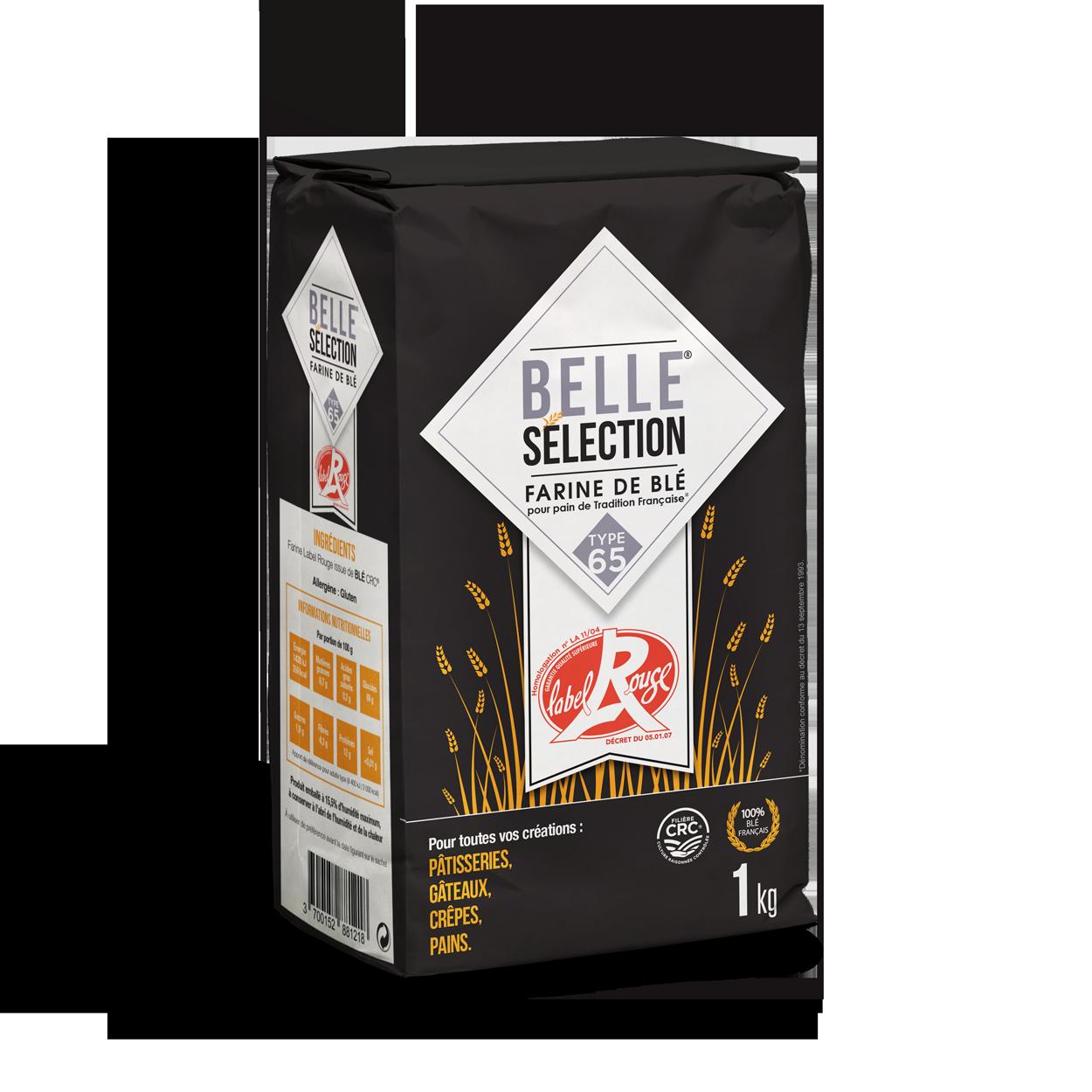 Belle Sélection Label Rouge T65 1kg