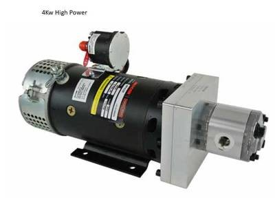 PTO ALTERNATIVE ! 24 Volt 4 KW DC POWER UNIT